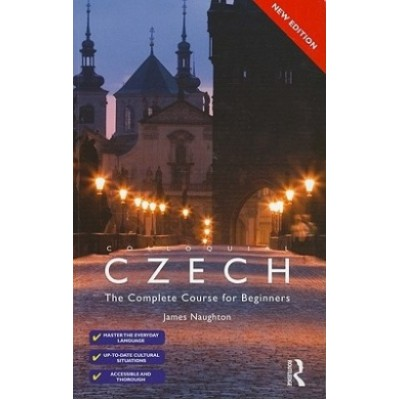 Colloquial Czech: The Complete Course for Beginners (Colloquial Series) [Paperback]