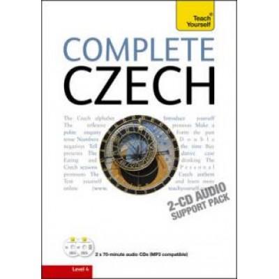 Complete Czech Book/CD Pack: Teach Yourself