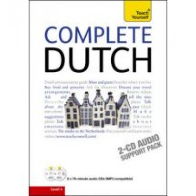 Complete Dutch: Teach Yourself Book only