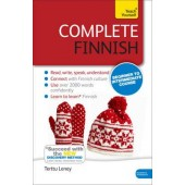 Complete Finnish Book and CD Pack: Teach Yourself (New Edition)