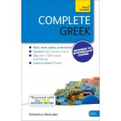 Complete Greek Book and CD Pack: Teach Yourself (New Edition)