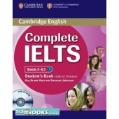 Complete IELTS Bands 5-6.5 Student's Book without Answers
