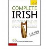 Complete Irish Book/CD Pack: Teach Yourself