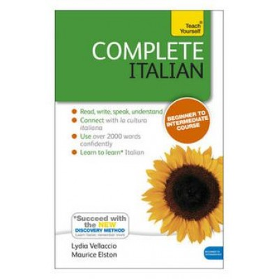 Complete Italian Book & CD Pack: Teach Yourself (New Edition)