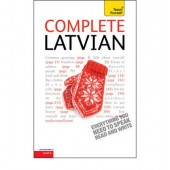 Complete Latvian Book/CD Pack: Teach Yourself