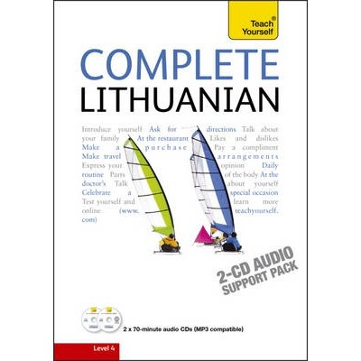 Complete Lithuanian Audio Support: Teach Yourself