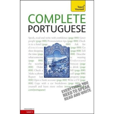 Complete Portuguese Book/CD Pack: Teach Yourself