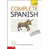 Complete Spanish Audio Support: Teach Yourself
