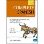 Complete Spanish Audio Support: Teach Yourself (New Edition)