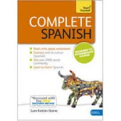 Complete Spanish Book & CD Pack: Teach Yourself (New Edition)