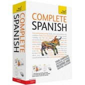 Complete Spanish Book/CD Pack: Teach Yourself