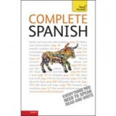 Complete Spanish: Teach Yourself (Paperback)