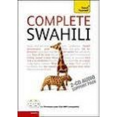 Complete Swahili: Teach Yourself (Paperback)