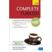 Complete Turkish Book/CD Pack: Teach Yourself (New Edition)