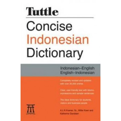 Concise Indonesian Dictionary