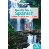 Costa Rican Spanish Phrasebook and Dictionary