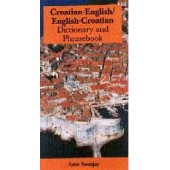 Croatian-English / English-Croatian Dictionary & Phrasebook