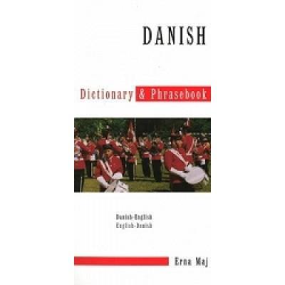 Danish-English / English-Danish Dictionary & Phrasebook