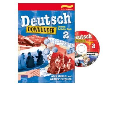 Deutsch Downunder 2 Activity Book Pack