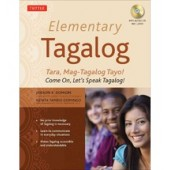 Elementary Tagalog: Textbook with Audio CD