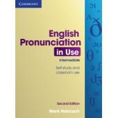 English Pronunciation in Use Intermediate (Book)