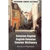 Estonian-English / English-Estonian Concise Dictionary