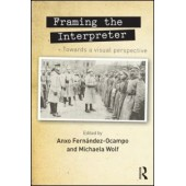 Framing the Interpreter Towards a visual perspective