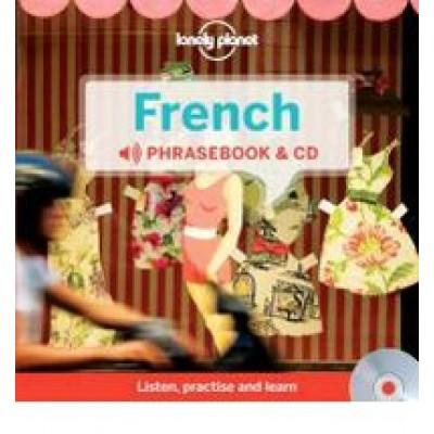 French Phrasebook & Audio CD