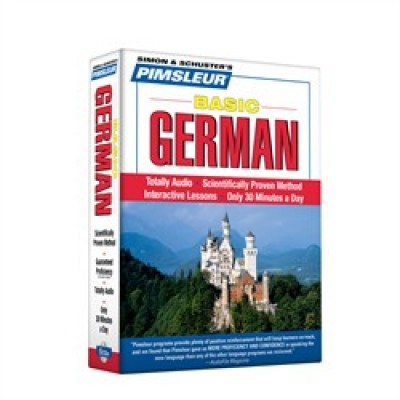 German, Basic [Audio] Learn to Speak and Understand German with Pimsleur Language Programs