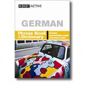 German Phrase Book and Dictionary