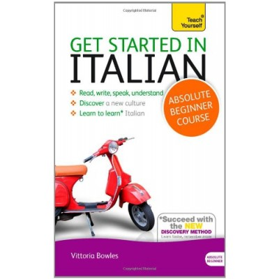 Get Started In Italian Book/CD Pack: Teach Yourself (New Edition)