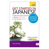 Get Started In Japanese Book/CD Pack: Teach Yourself (New Edition)