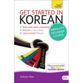 Get Started in Korean Book/CD Pack: Teach Yourself (New Edition)