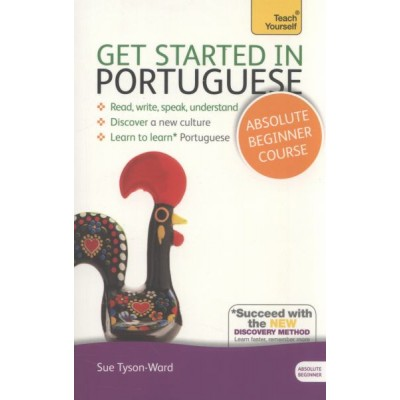 Get Started In Portuguese Book/CD Pack: Teach Yourself (New Edition)