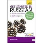 Get Started In Russian Book/CD Pack: Teach Yourself (New Edition)