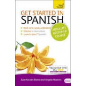 Get Started In Spanish Book/CD Pack: Teach Yourself (New Edition)