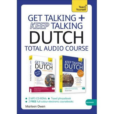 Get Talking and Keep Talking Dutch Pack: Teach Yourself