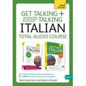 Get Talking and Keep Talking Italian Pack: Teach Yourself