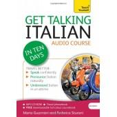 Get Talking Italian in Ten Days (Hardcover)