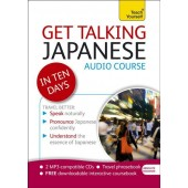 Get Talking Japanese: Teach Yourself