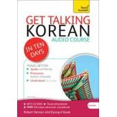 Get Talking Korean in Ten Days: Teach Yourself Audio CD