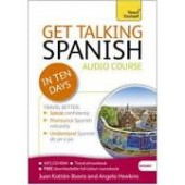 Get Talking Spanish: Teach Yourself