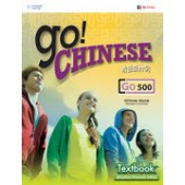 Go! Chinese Level 5 Text Book (GO500)