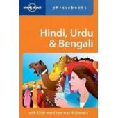 Hindi, Urdu & Bengali Phrase Book and Dictionary