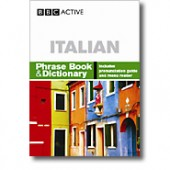 Italian Phrase Book and Dictionary