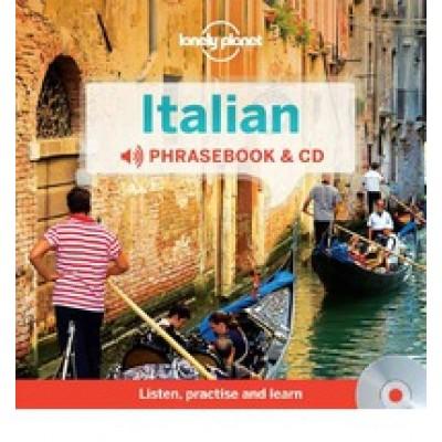 Italian Phrasebook & Audio CD
