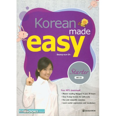 Korean Made Easy Starter with free MP3 download
