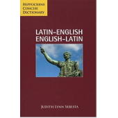 Latin-English English-Latin Concise Dictionary