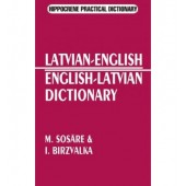 Latvian-English / English-Latvian Practical Dictionary