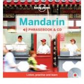Mandarin Phrasebook & Audio CD